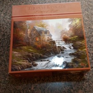Thomas Kinkade factory sealed puzzle